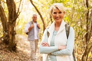 older-couple-hiking