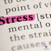 Stress highlighted graphic